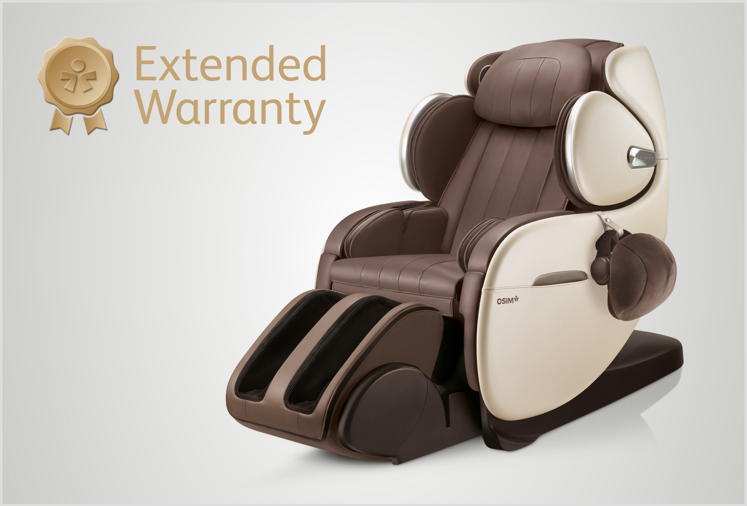 Osim massage chair price - 2 Years Extended Warranty Uinfinity Luxe Download Image Osim Massage Chair Price