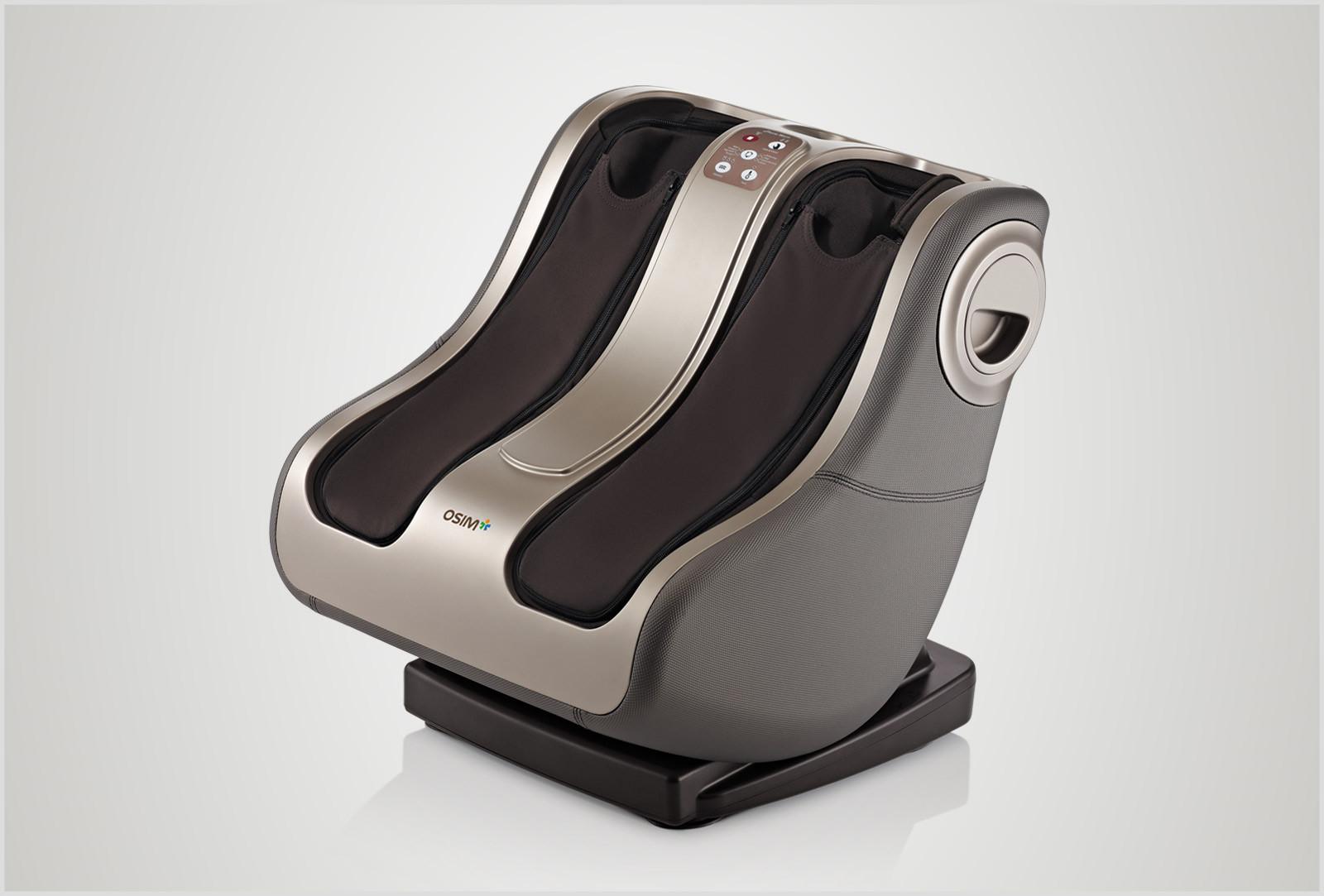 uPhoria Warm Foot & Calf Massager