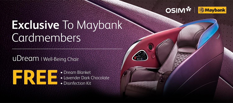 Maybank Promotion Page