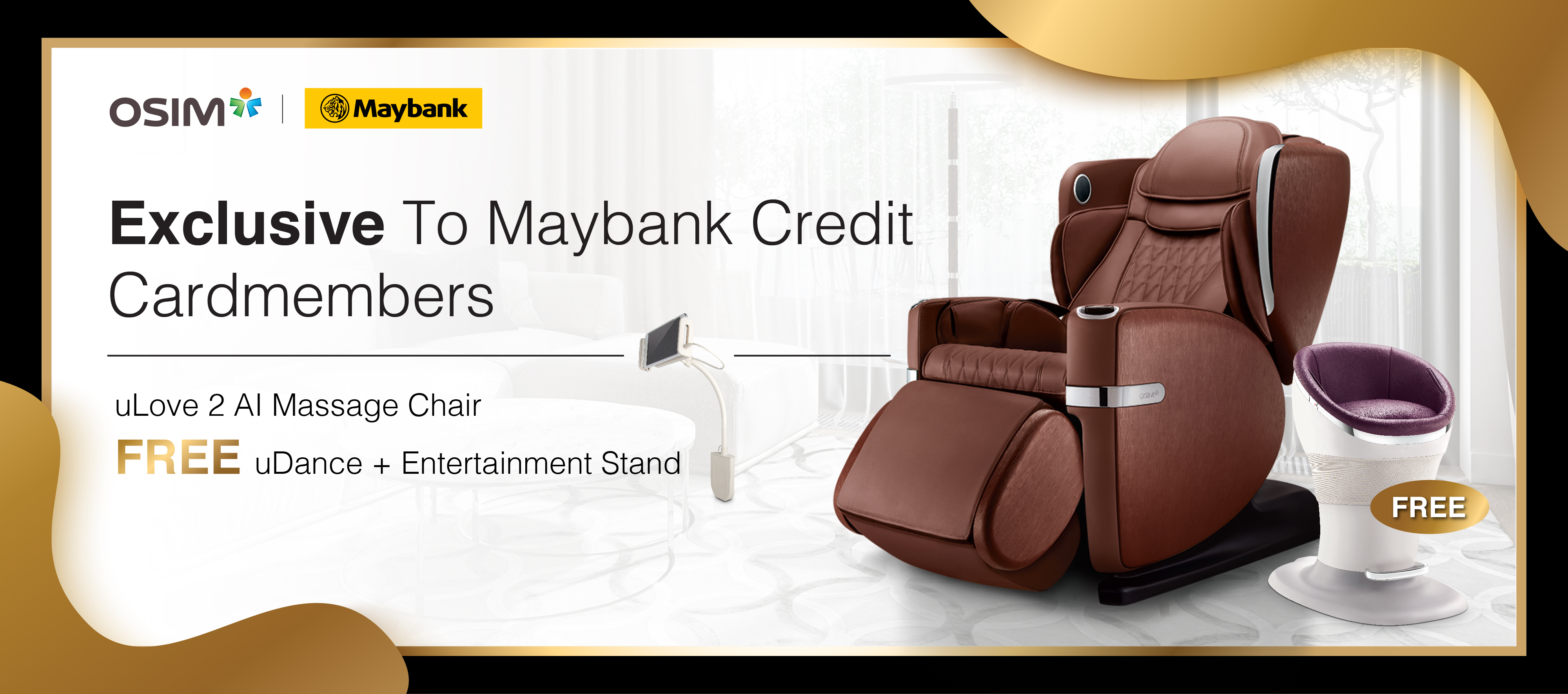 Maybank Exclusive Deal