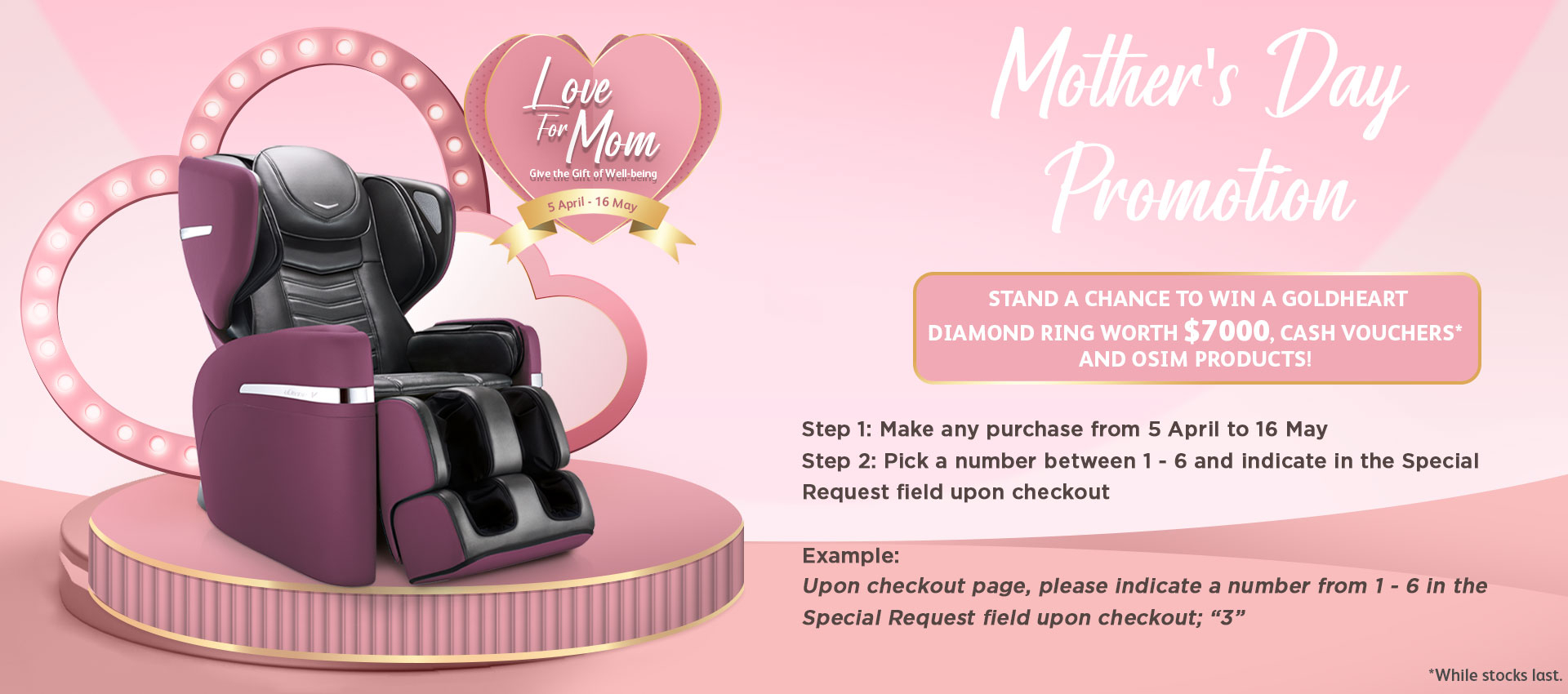 Love For Mom Exclusive Sale