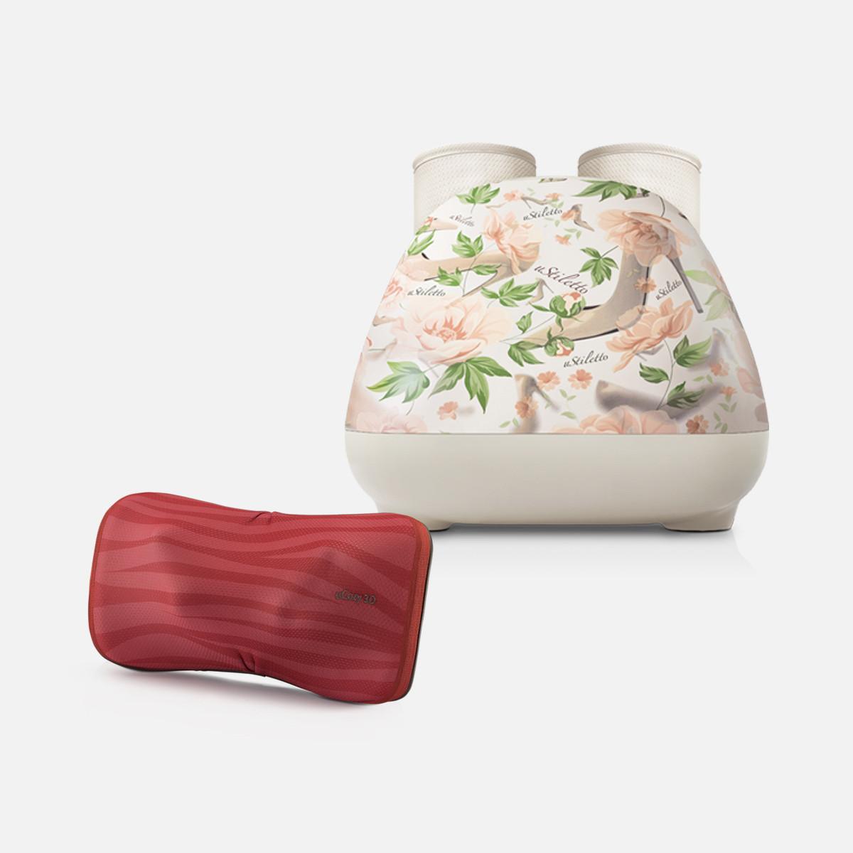 uCozy 3D (Stripe) + uStiletto (Homemaker)