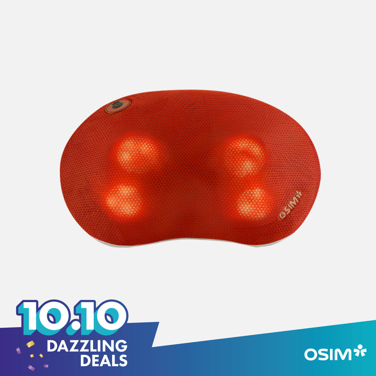 uCozy Neck Massager