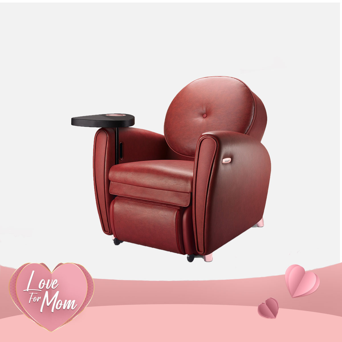 uDiva 2 Enhanced Massage Sofa