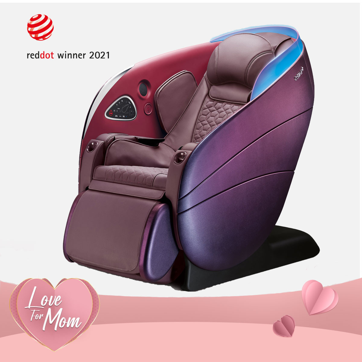 uDream Well-Being Chair (Earliest Delivery: Mid April onwards)