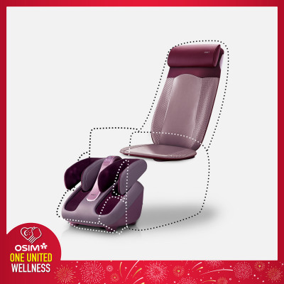 DIY Massage Chair (Earliest Delivery: End Aug)