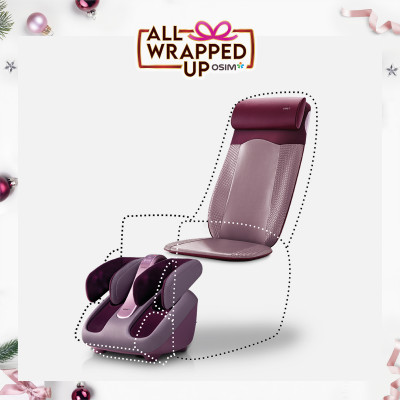 DIY Massage Chair (Earliest Delivery: End Dec onwards)