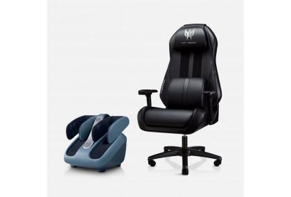 OSIM x Predator Gaming Chair + uSqueez 2