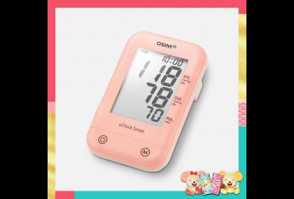 uCheck Smart Blood Pressure Monitor