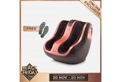 uPhoria Lite Leg Massager + FREE Health Sole