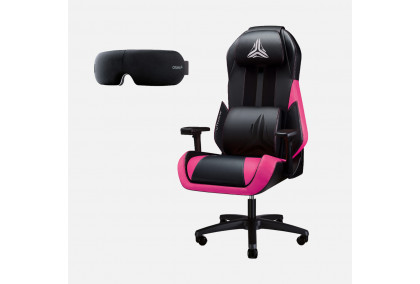 uThrone Gaming Massage Chair + uVision Air