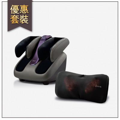 智能反斗腳機+3D暖暖枕套裝