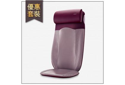 反斗V手套裝 (紫色腳機、背墊送貨期為二月下旬)