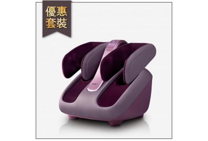 反斗腳機套裝 (紫色腳機、背墊送貨期為2月下旬)