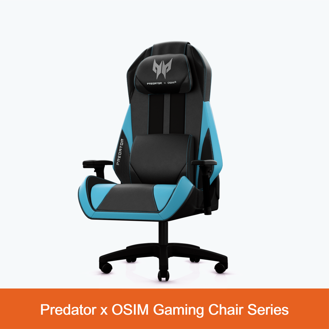 Predator x OSIM Gaming Chair Pre-order [Est Delivery by End Feb 2021]