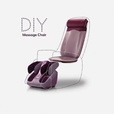 DIY Massage Chair : uJolly 2 + uSqueez 2