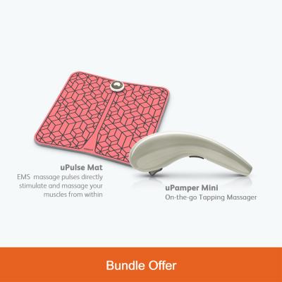 uPamper Mini & uPulse Mat Bundle