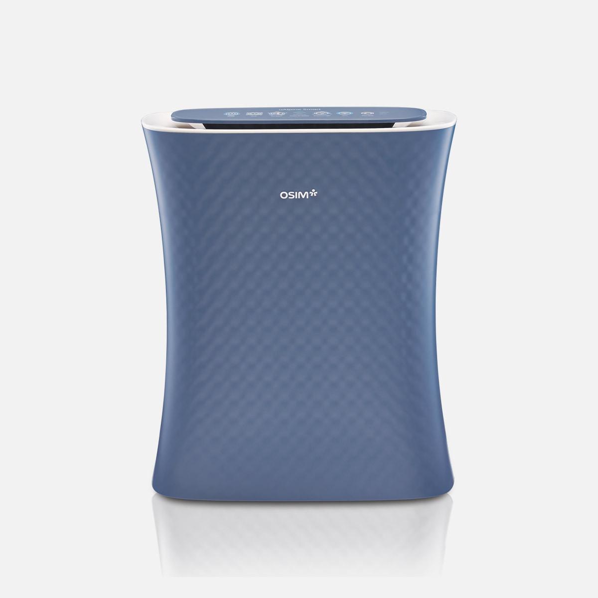 智能空氣清淨機 抗菌型(藍寶)